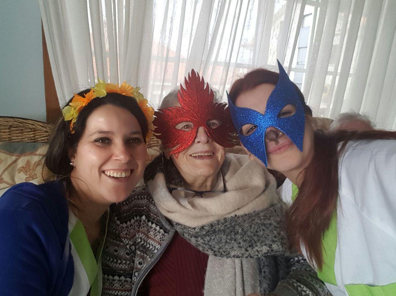 Carnavales en La Palmera