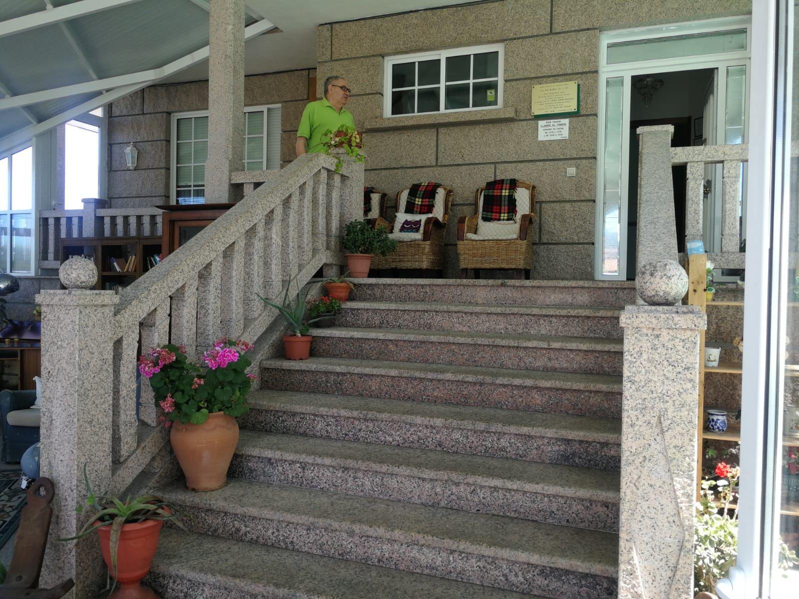 Nuestras instalaciones se encuentran en Beade, Vigo, enclave privilegiado por su entorno natural
