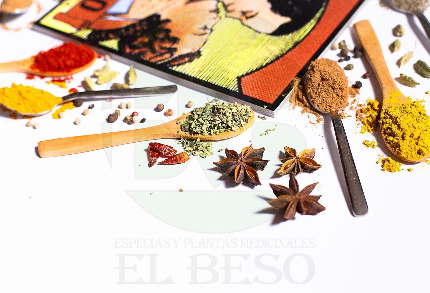 El Beso Especias Valencia
