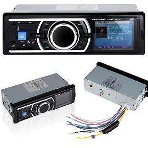Instalación de equipos de radio y sonido para el vehículo