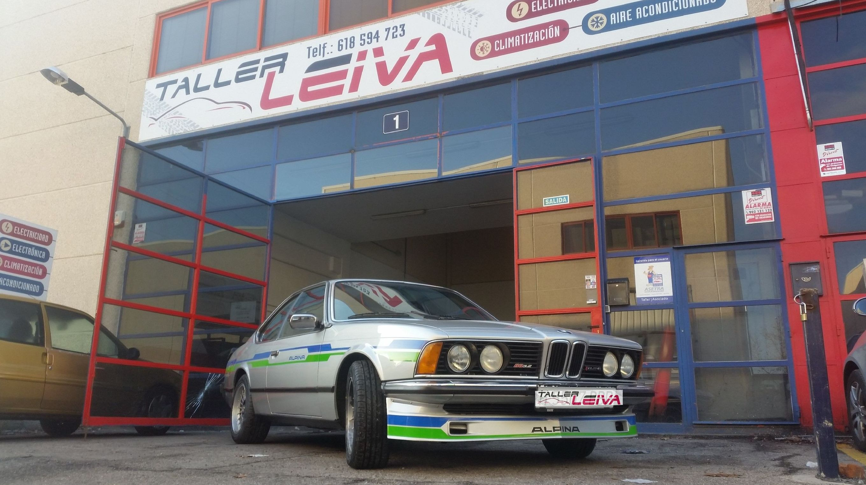 Foto 45 de Talleres de automóviles en Las Rozas | Leiva Taller