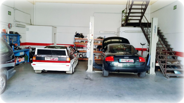 Foto 62 de Talleres de automóviles en Las Rozas | Leiva Taller
