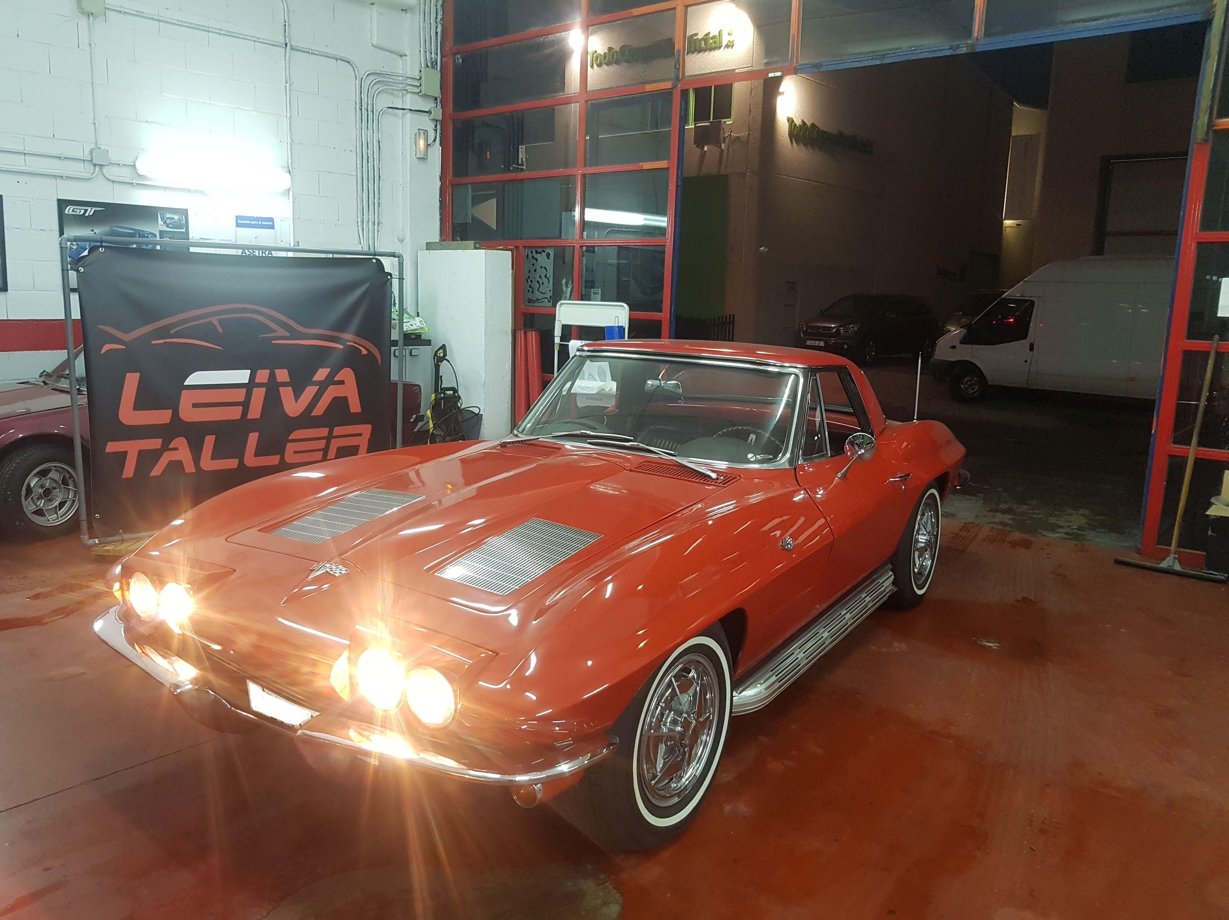 Foto 5 de Talleres de automóviles en Las Rozas | Leiva Taller