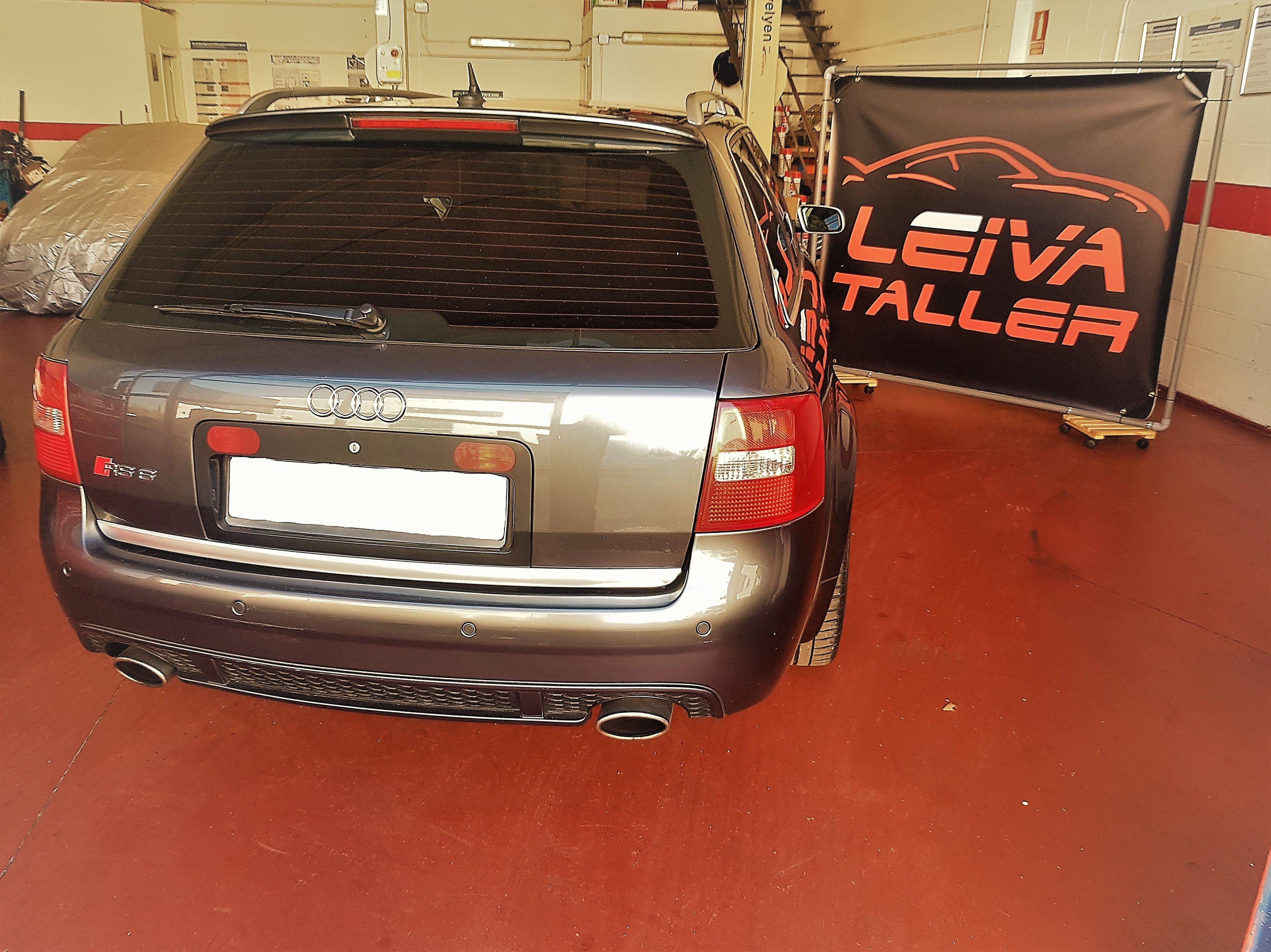 Foto 15 de Talleres de automóviles en Las Rozas | Leiva Taller