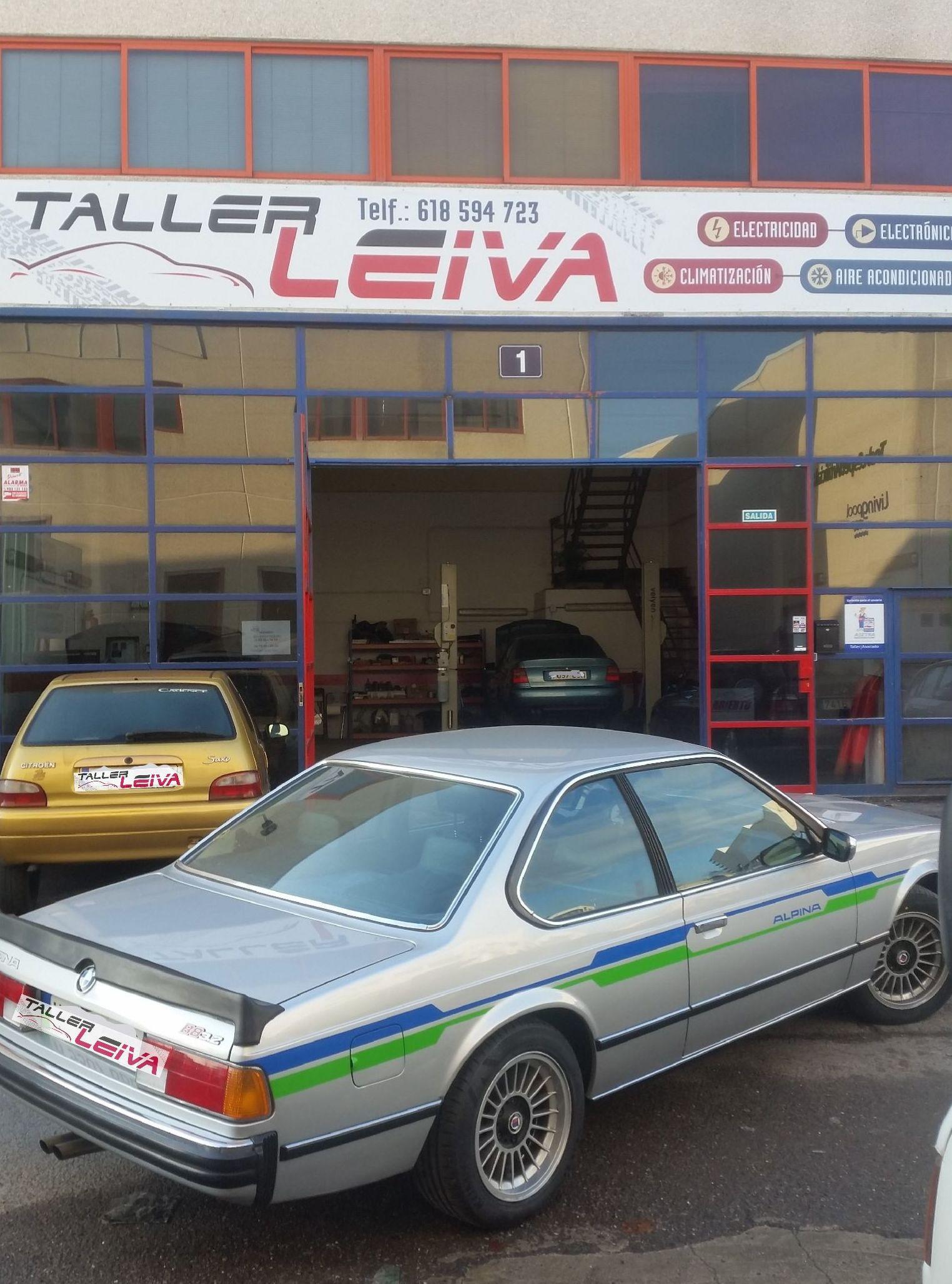 Foto 64 de Talleres de automóviles en Las Rozas | Leiva Taller