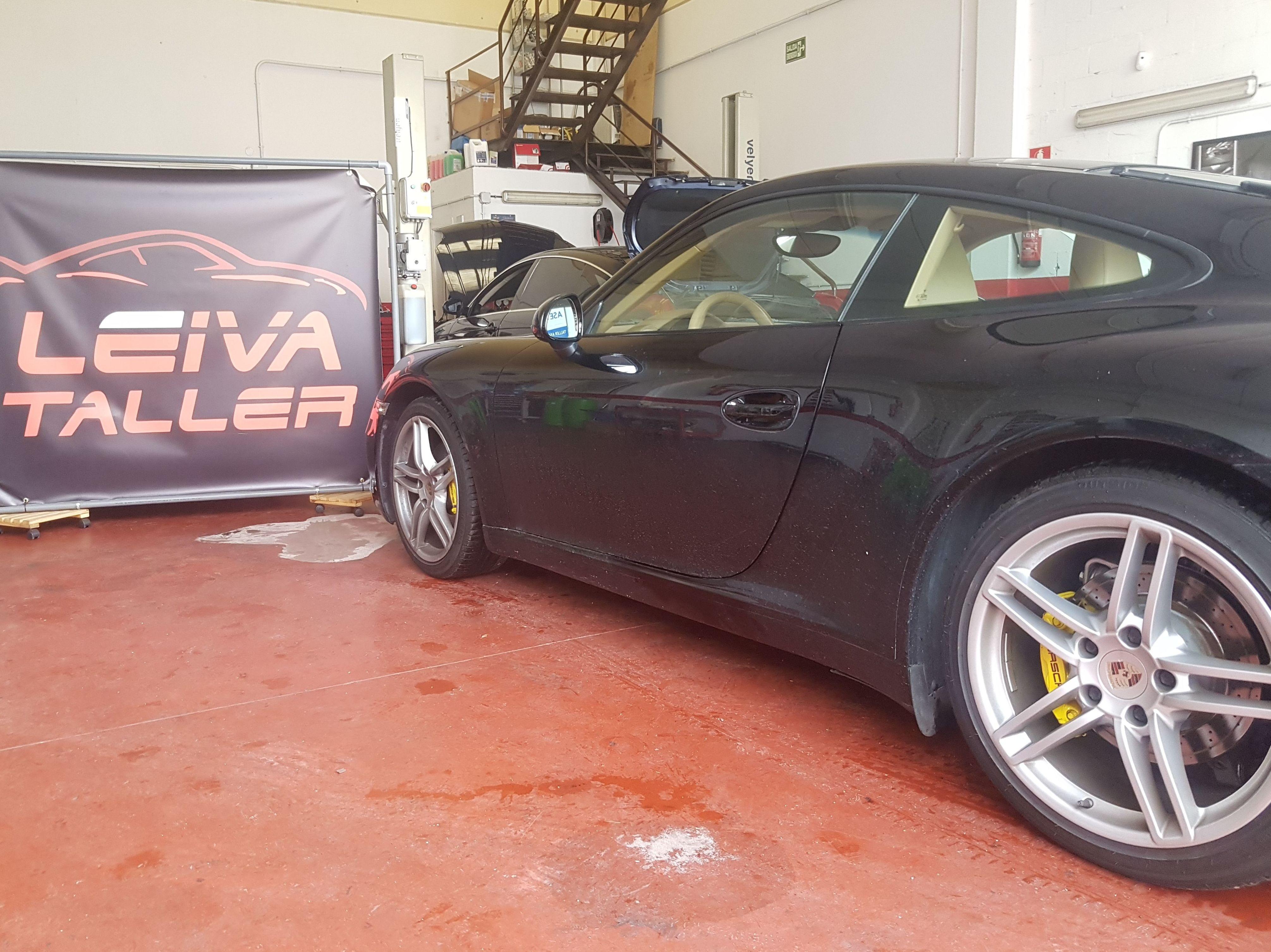 Foto 2 de Talleres de automóviles en Las Rozas | Leiva Taller