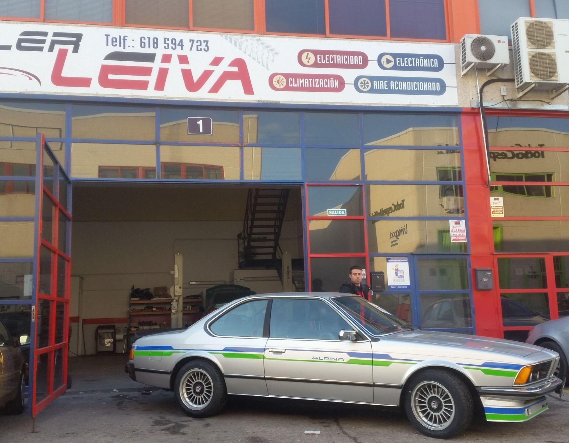 Foto 60 de Talleres de automóviles en Las Rozas | Leiva Taller