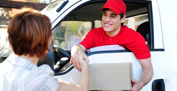Transporte carretera paquetería Gerona