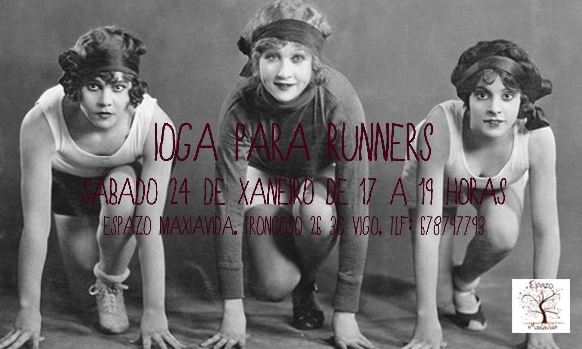 Ioga para runners