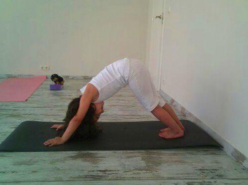 Yoga infantil en Vigo