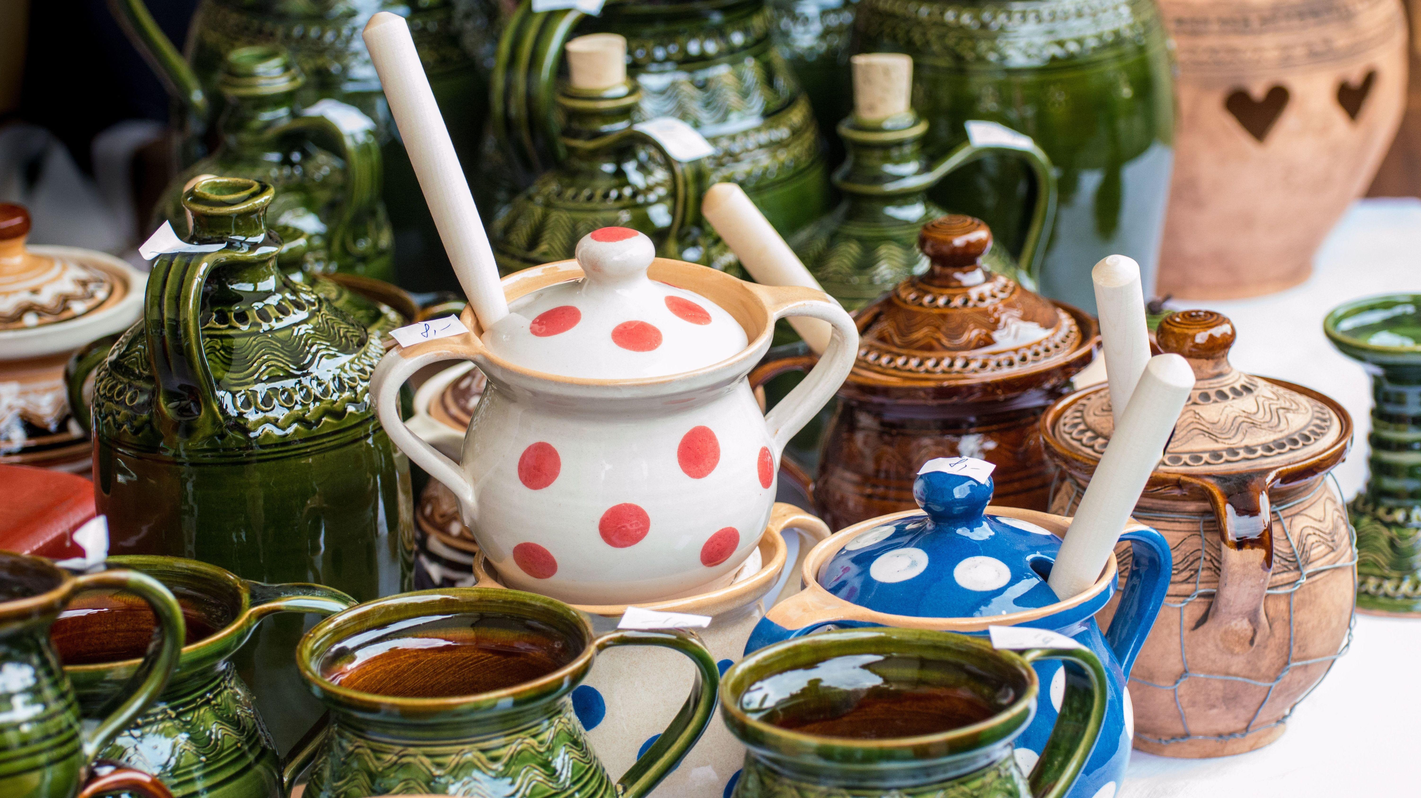 Artículos de cerámica