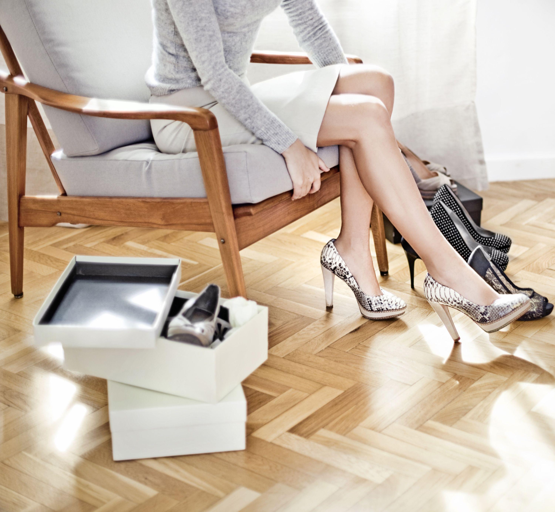 Zapatos de señora: Servicios de Zapatillas La Colmena
