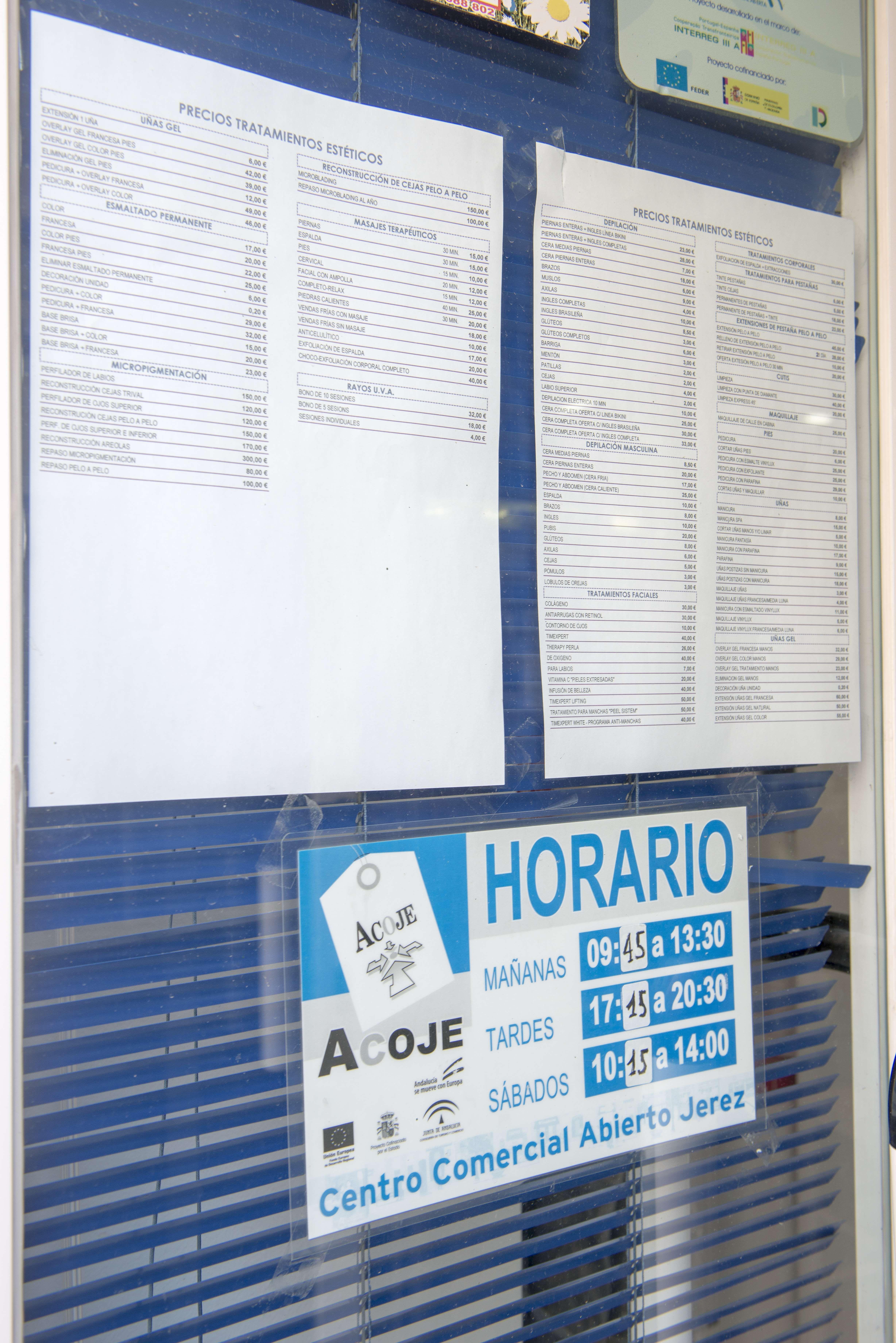 Consulta nuestras ofertas y tratamientos en Jerez de la Frontera
