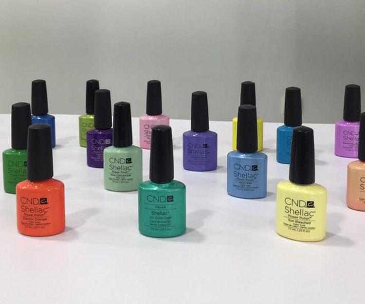Los colores de la temporada para tus uñas en Jerez de la Frontera