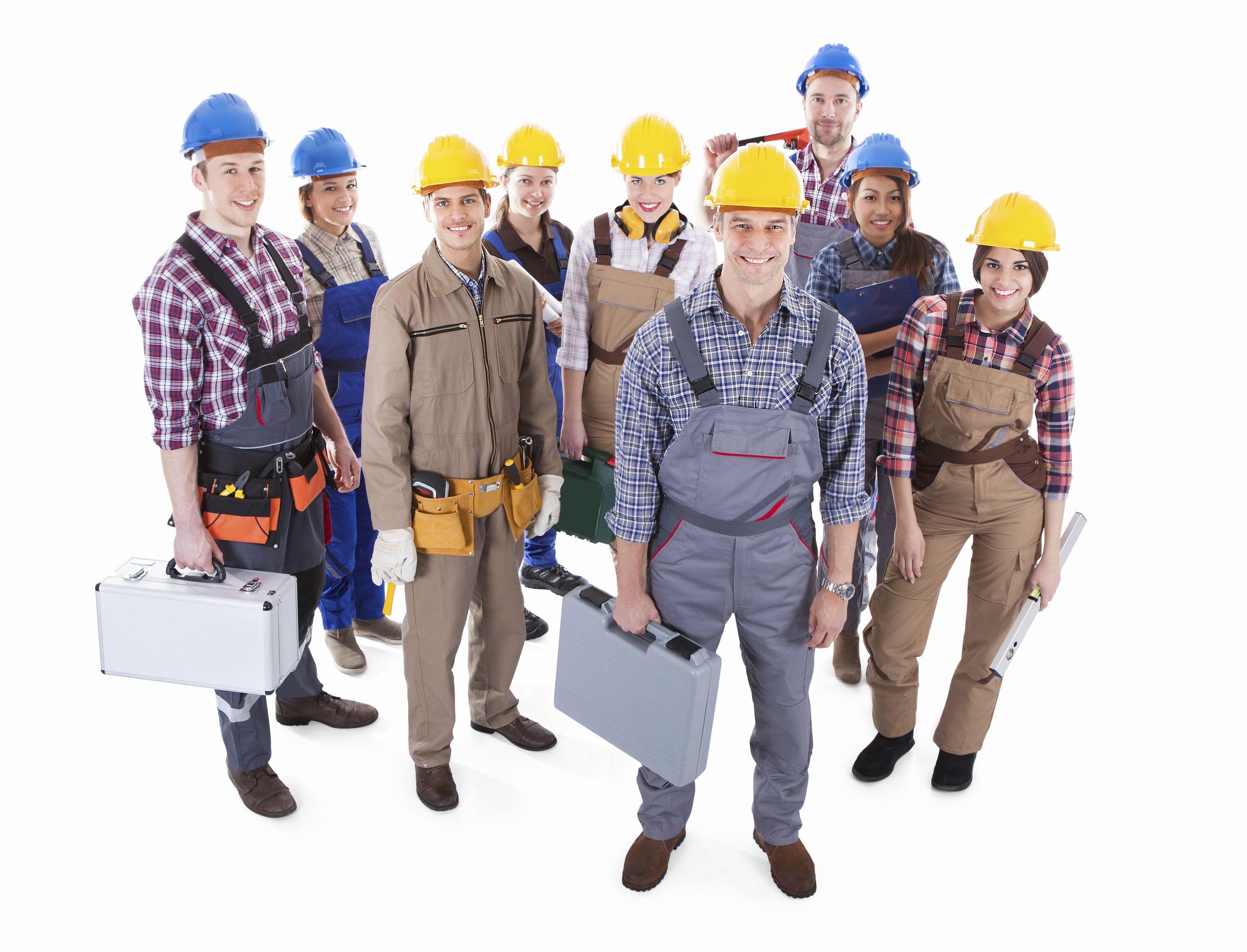 Coordinación con todos los gremios de la construcción en Madrid