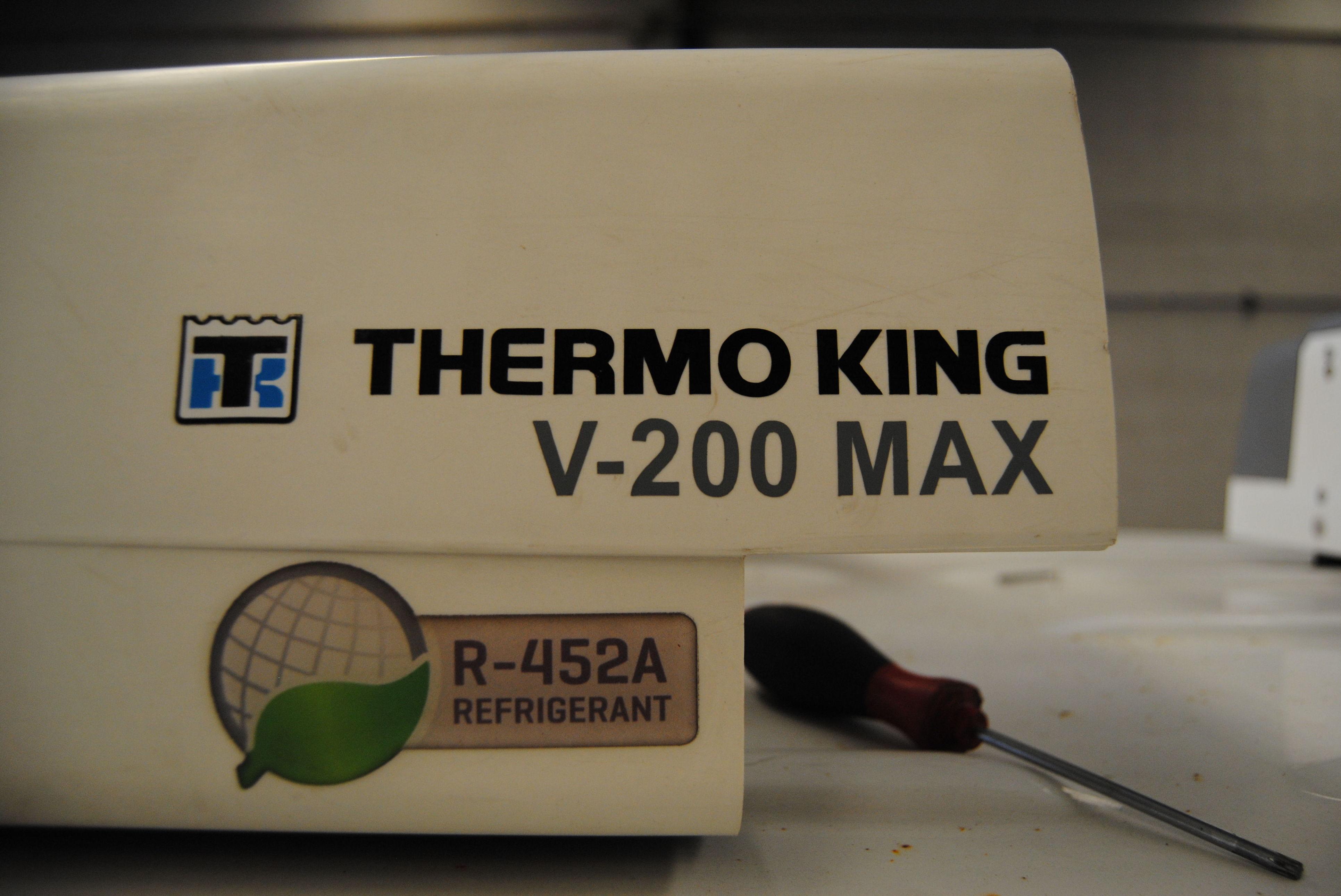 Mantenimiento equipos frigoríficos: Servicios de DM Refrigeración Transporte