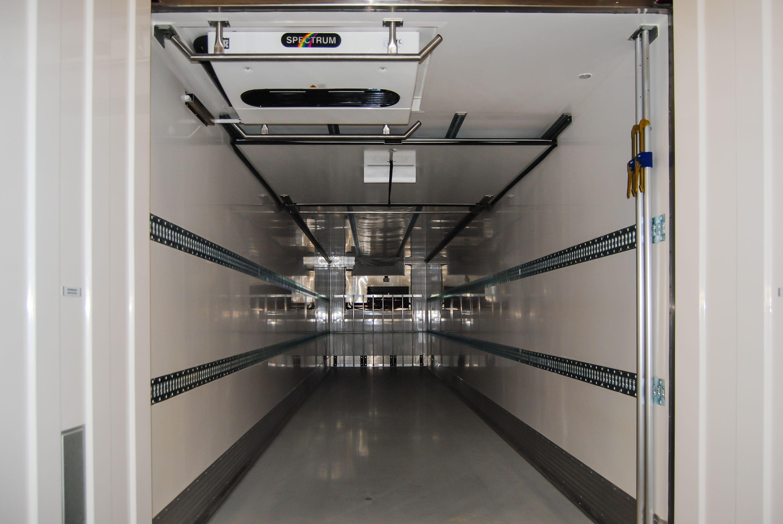 Tenemos los más avanzados equipos para refrigerar vehículos industriales