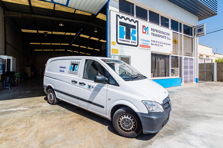 Servicio de venta, mantenimiento, reparación y postventa