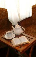 Hora del té