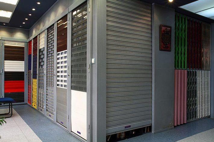 Especialistas en cierres metálicos de grandes dimensiones en Madrid