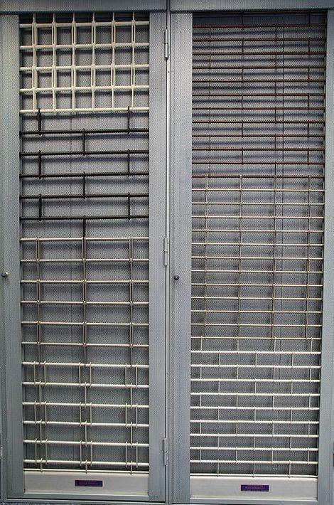 Fabricantes de cierres, persianas y rejas metálicas de seguridad