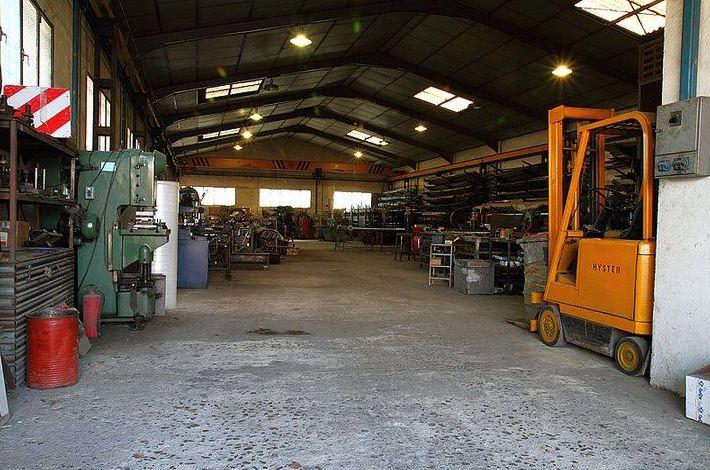 Fabricación y montajes de rejas metálicas de seguridad en Madrid