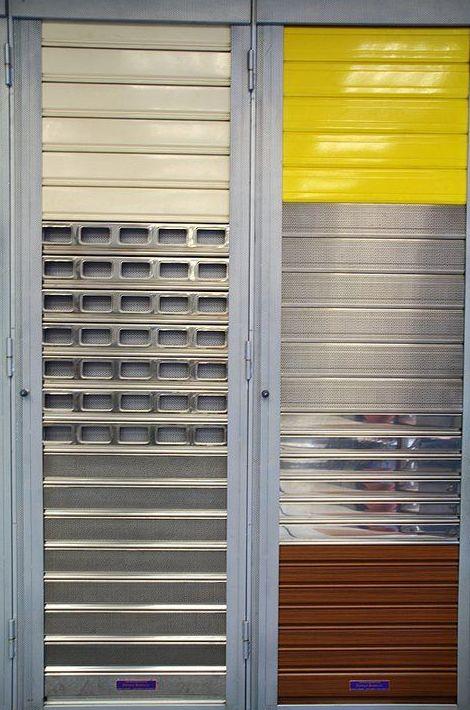 Rejas y cierres metálicos de seguridad en Madrid