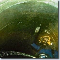 Foto 7 de Submarinismo (servicios) en Punta Umbría | Crátera Intervenciones Subacuáticas, S.L.