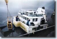 Foto 5 de Submarinismo (servicios) en Punta Umbría | Crátera Intervenciones Subacuáticas, S.L.