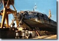 Foto 4 de Submarinismo (servicios) en Punta Umbría | Crátera Intervenciones Subacuáticas, S.L.