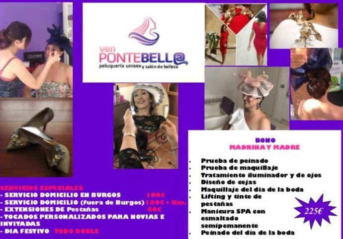 Foto 59 de Peluquería de mujer en Burgos | Peluquería Ven Ponte Bell@