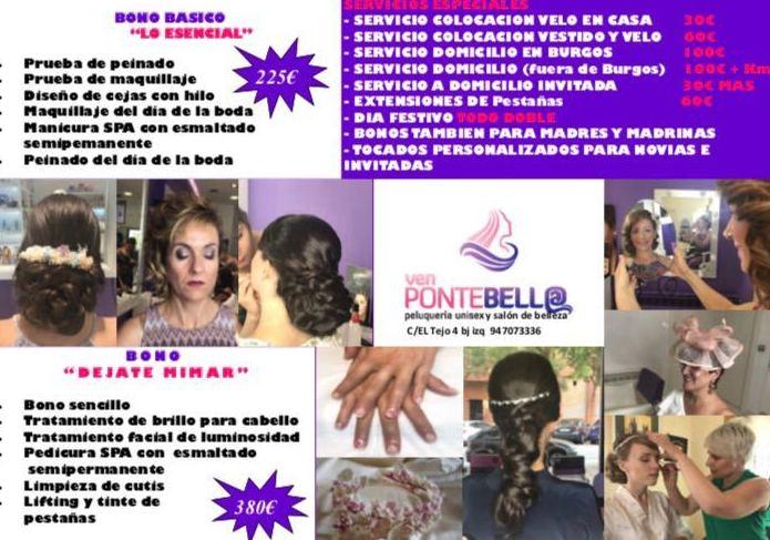 Foto 61 de Peluquería de mujer en Burgos | Peluquería Ven Ponte Bell@