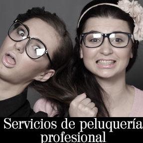 Servicios de Peluquería profesional: Productos de Pili Arenas
