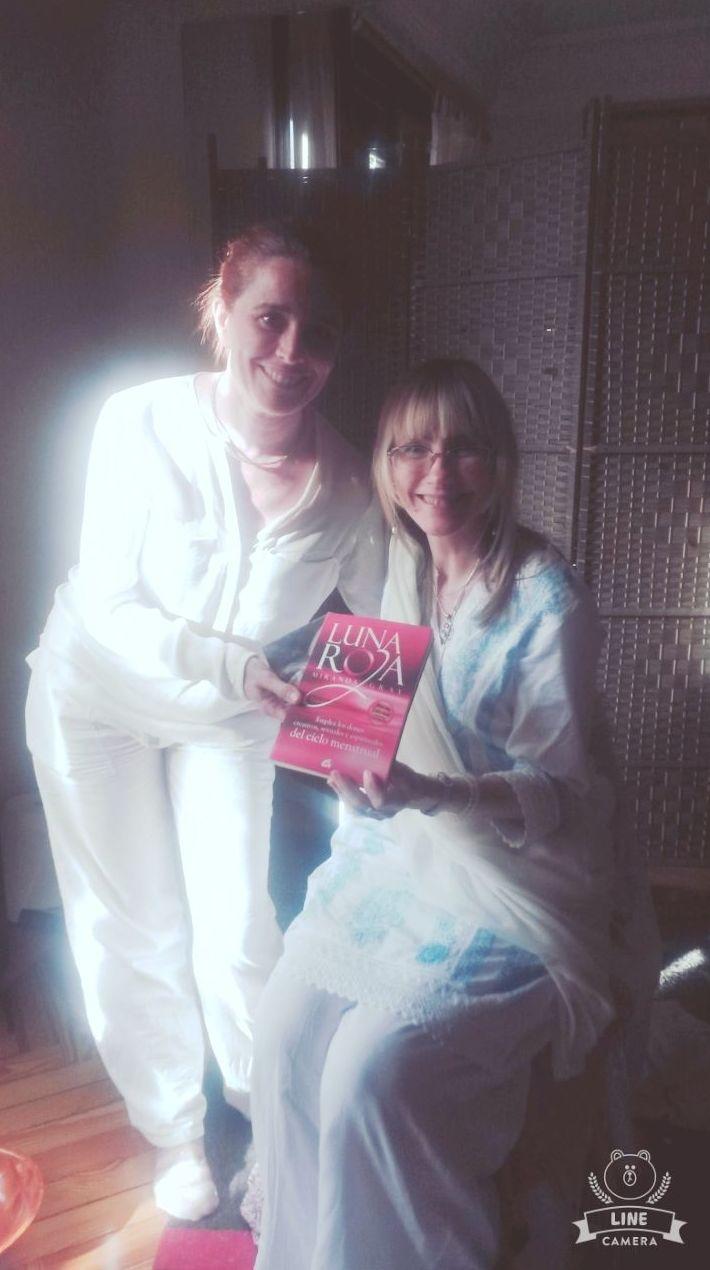 Con Miranda Grey