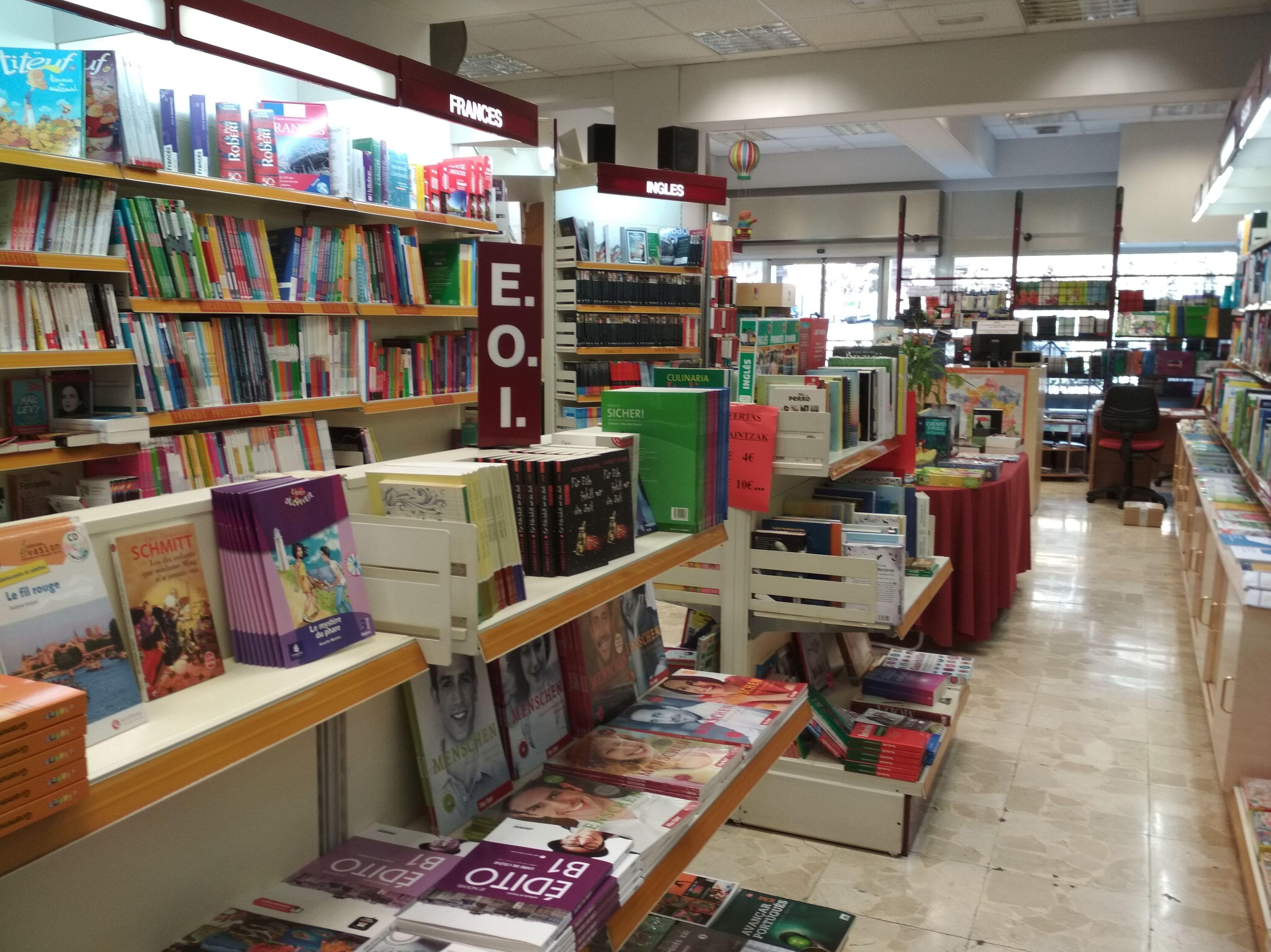 Foto 4 de Librerías en Bilbao | Librería SGEL