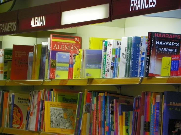 librerias de idiomas bilbao