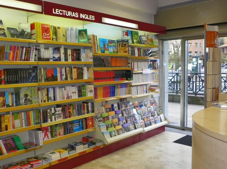 libros de texto campaña 2018-2019: Servicios  de Librería SGEL