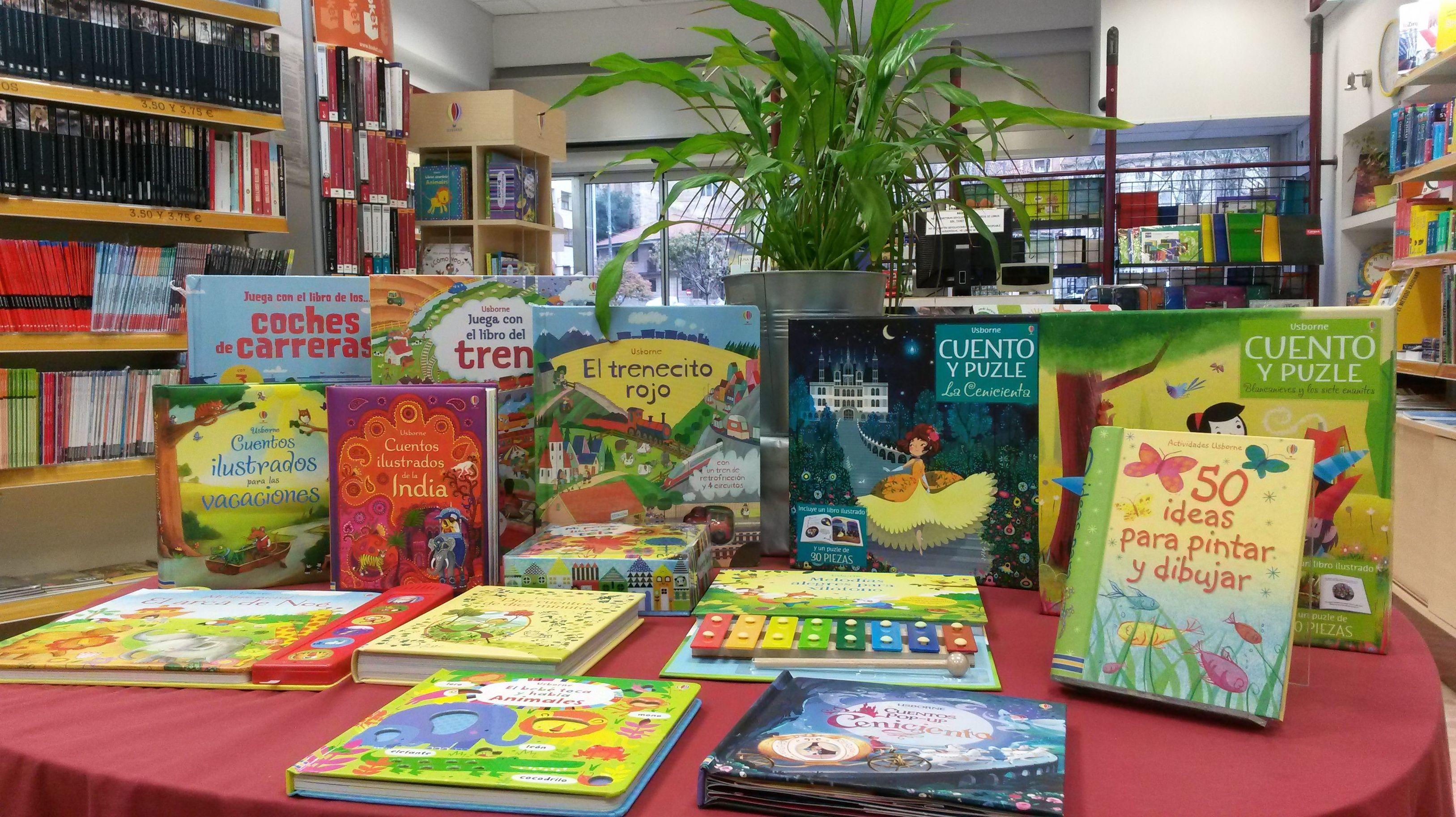 Infantiles: Servicios  de Librería SGEL