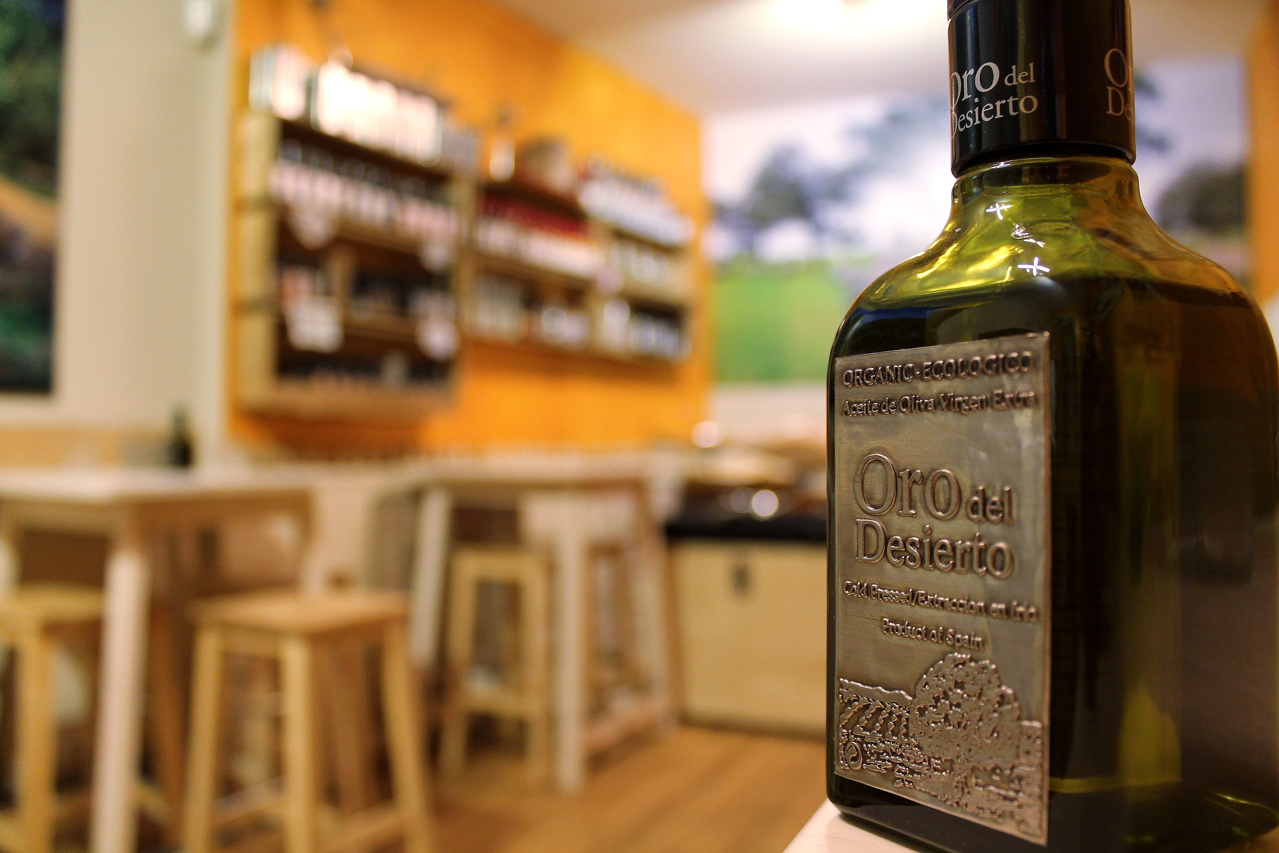 Venta de ibéricos y productos delicatessen en Madrid centro