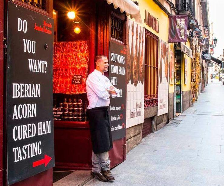 Tienda Física: Tienda online y experiencias de Mercado Jamón Ibérico