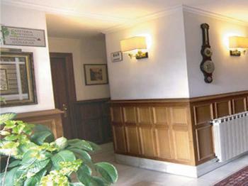 Foto 3 de Hoteles en Zarautz | Hotel Alameda**