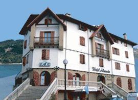 Foto 1 de Hoteles en Zarautz   Hotel Alameda**