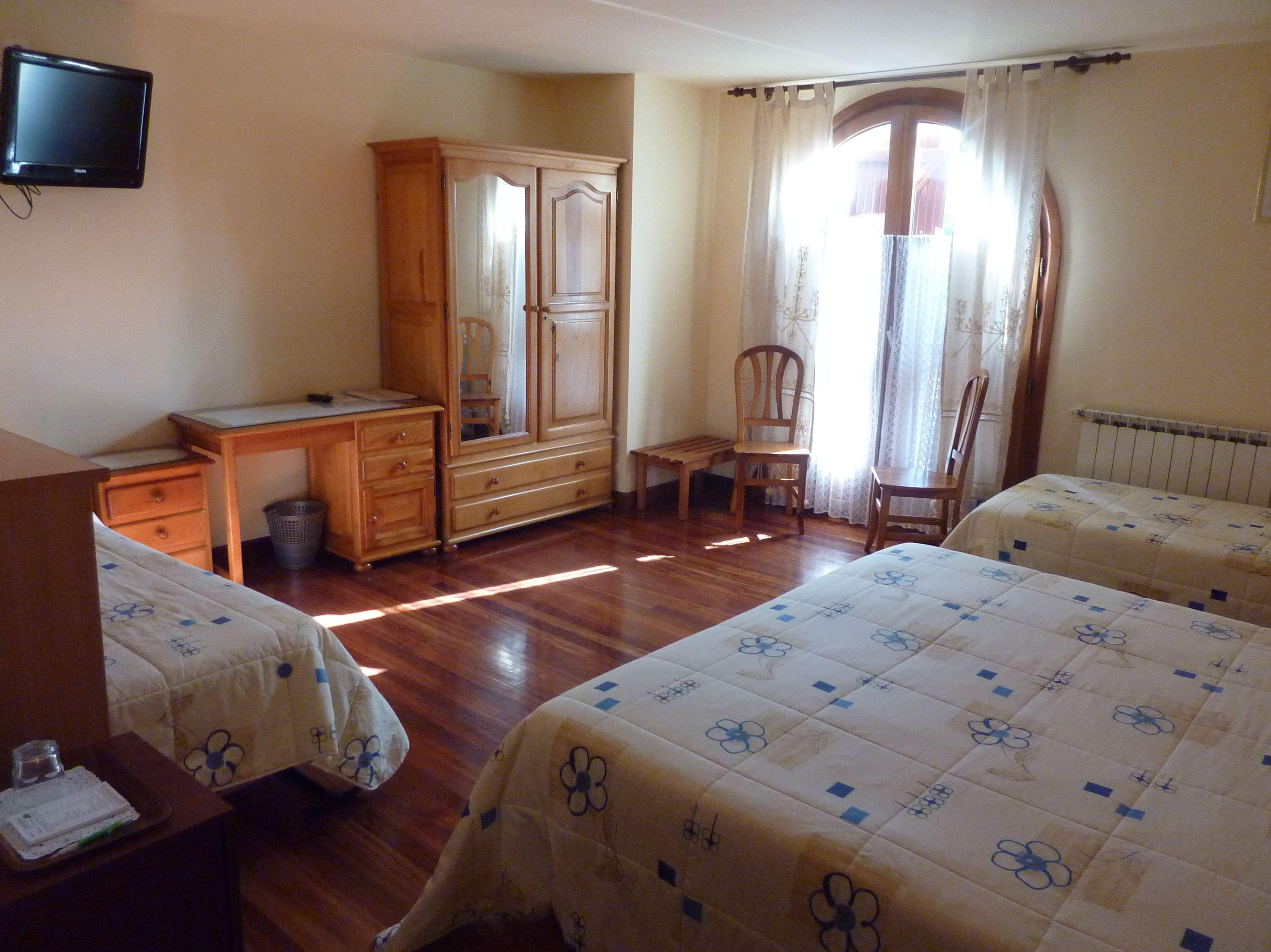 Foto 7 de Hoteles en Zarautz | Hotel Alameda**