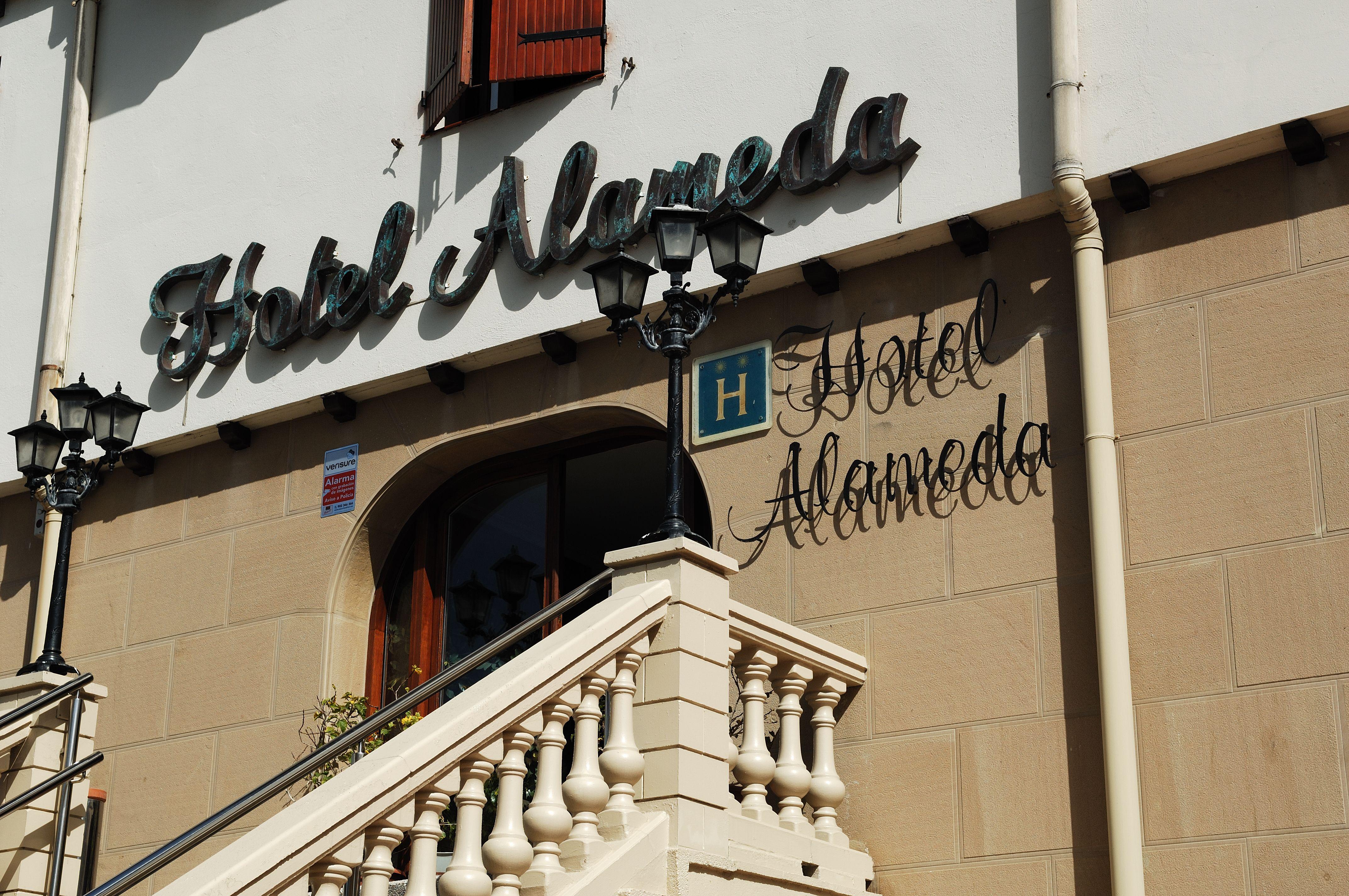 Foto 5 de Hoteles en Zarautz | Hotel Alameda**
