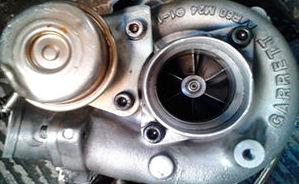 reparación del turbo en Almería