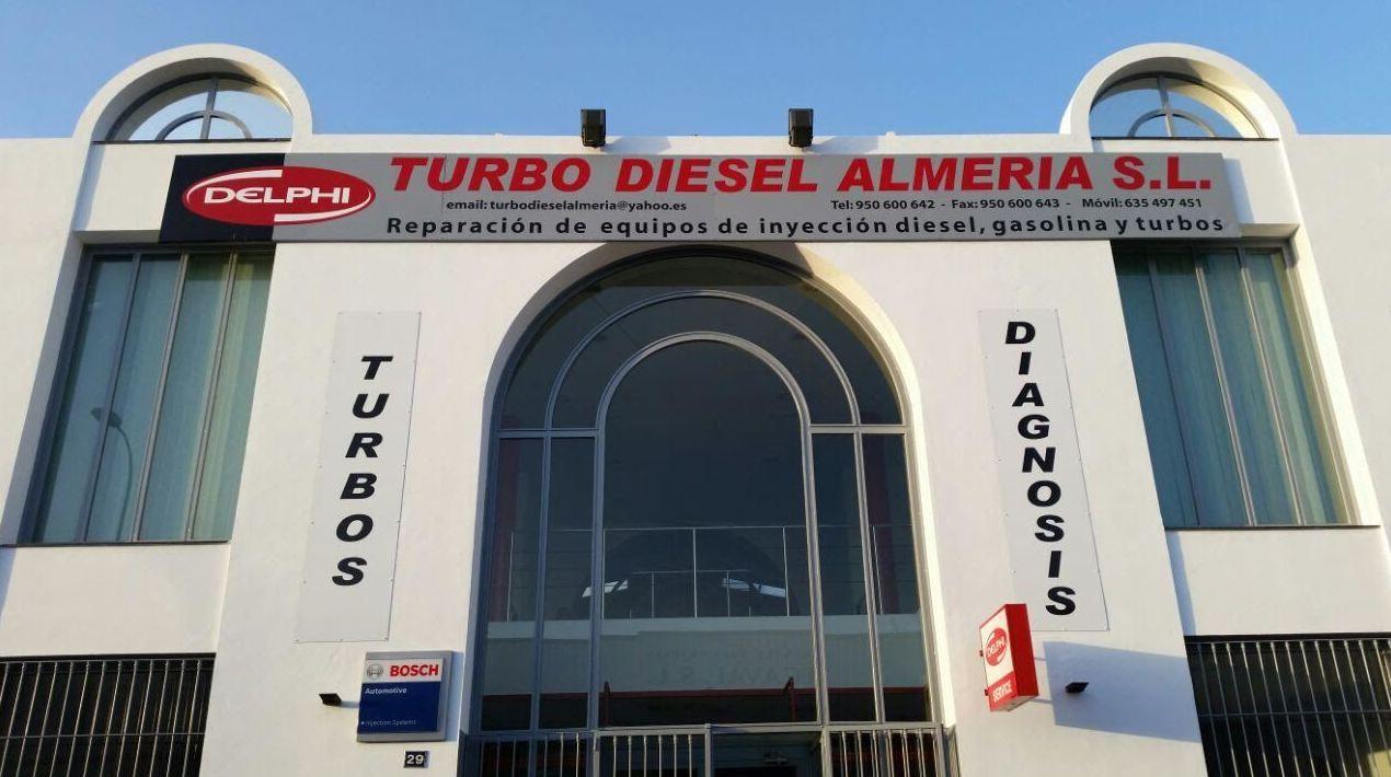 Reparación de equipos de Inyección en Almería