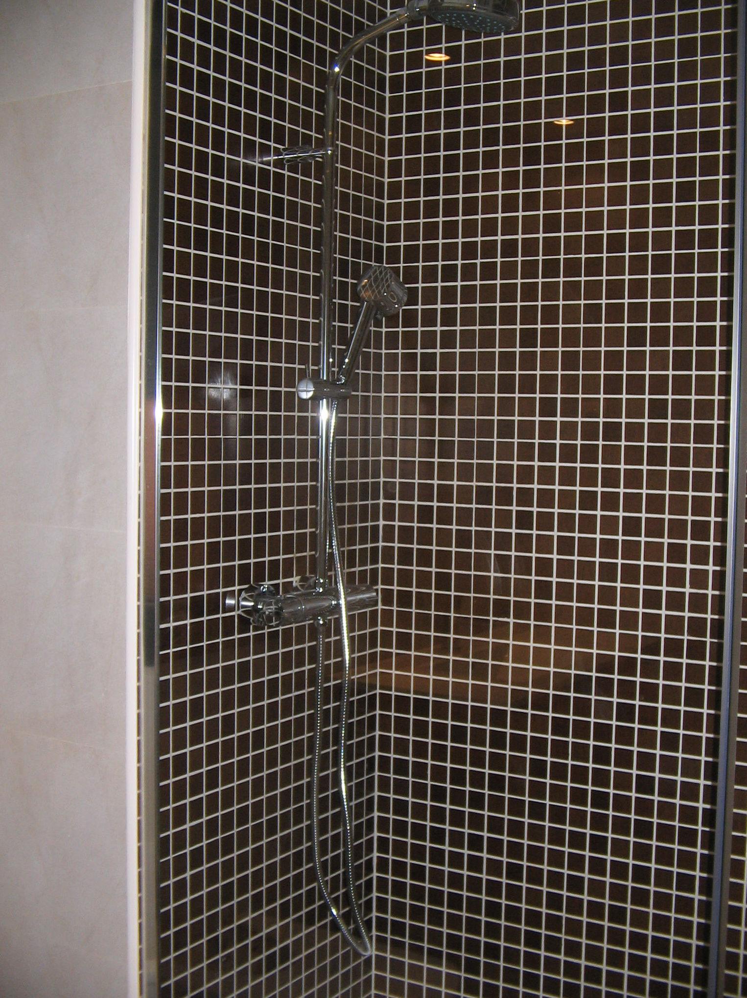 Reforma integral de cuartos de baño en Aluche
