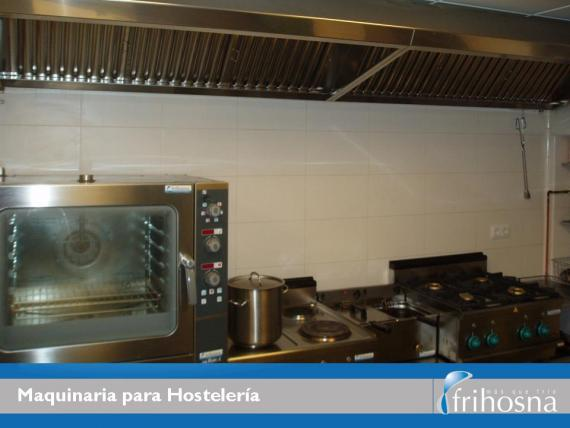 Maquinaria para hostelería