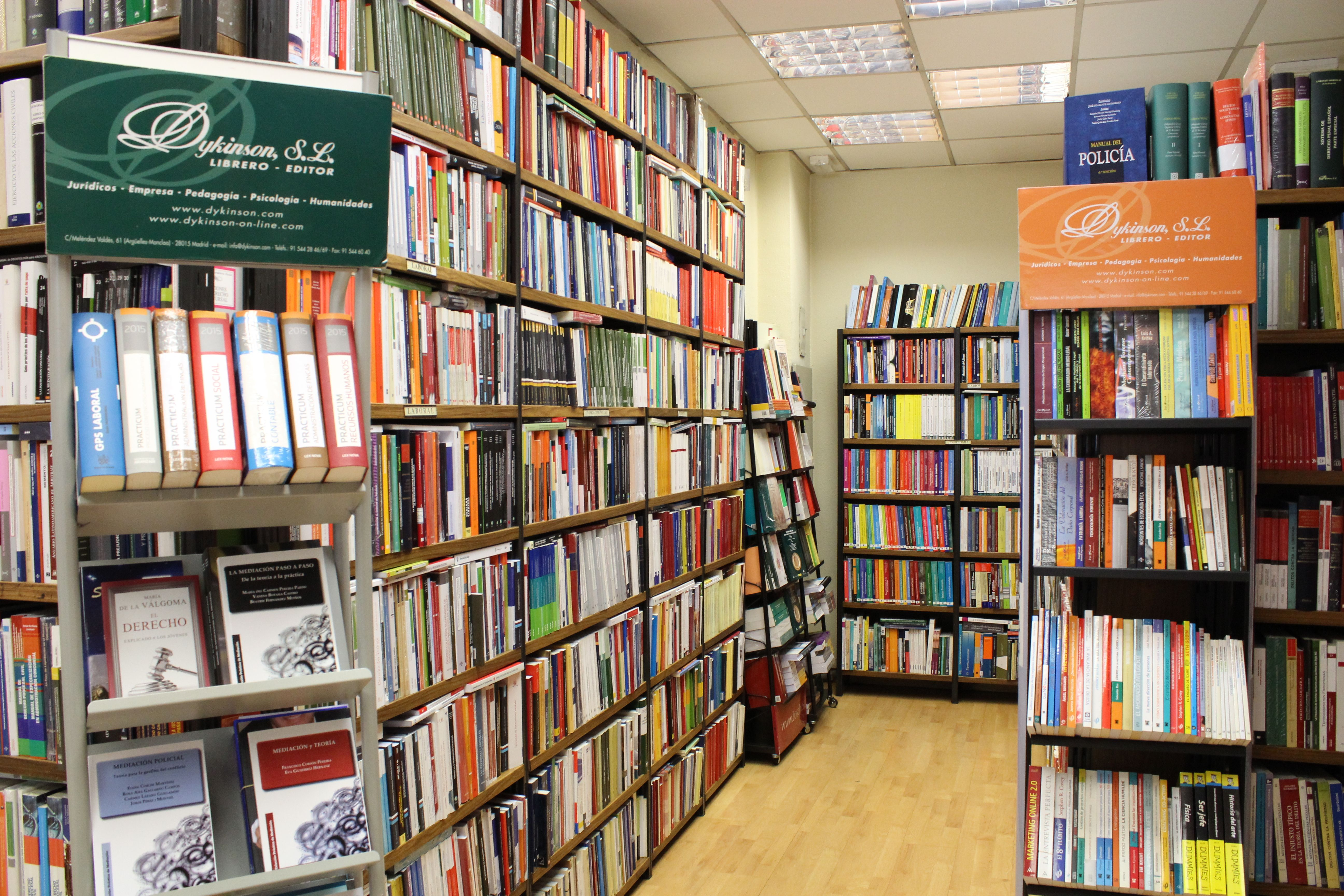 Foto 2 de Librerías en Madrid | Dykinson