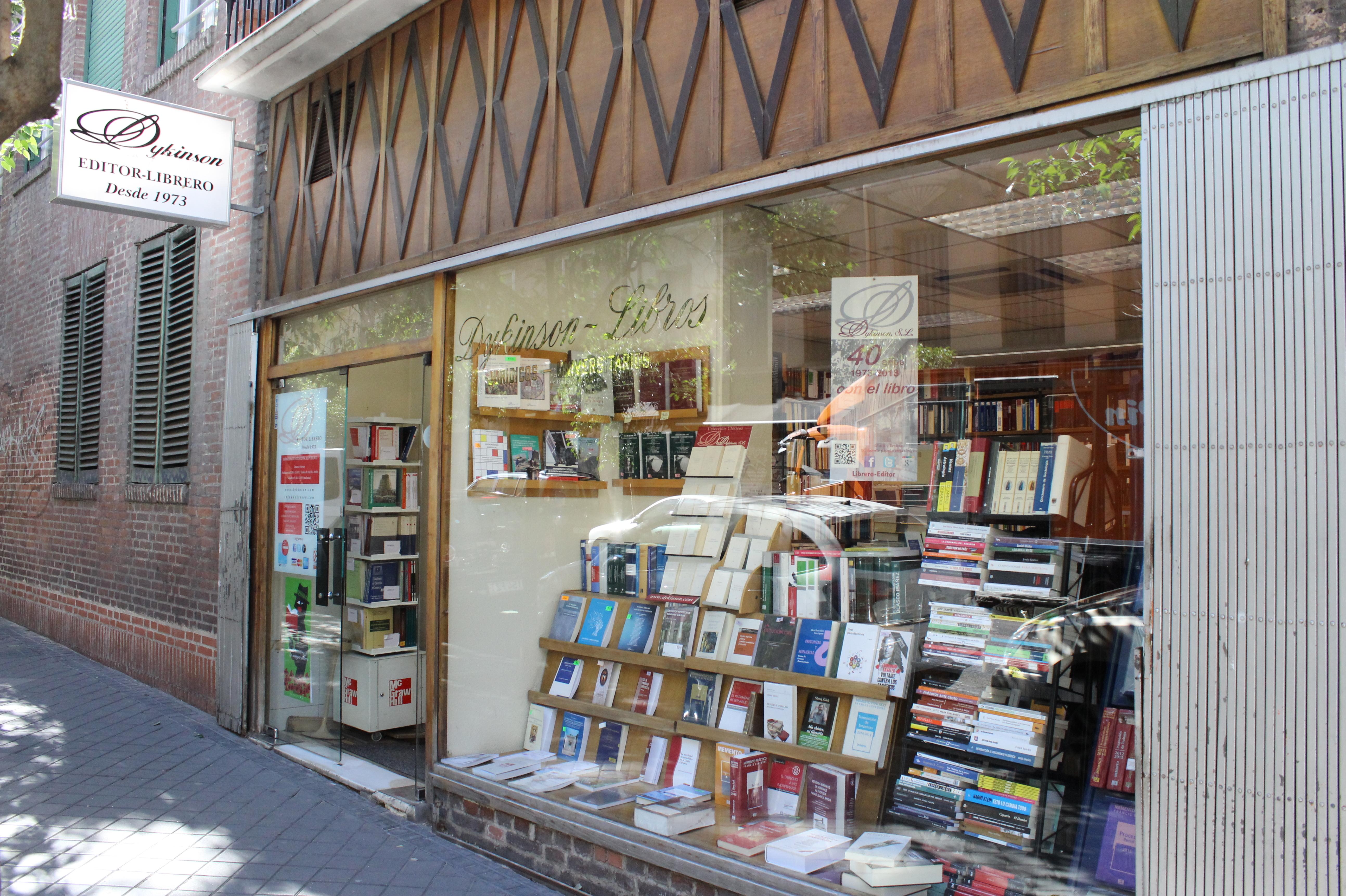 Foto 1 de Librerías en Madrid | Dykinson
